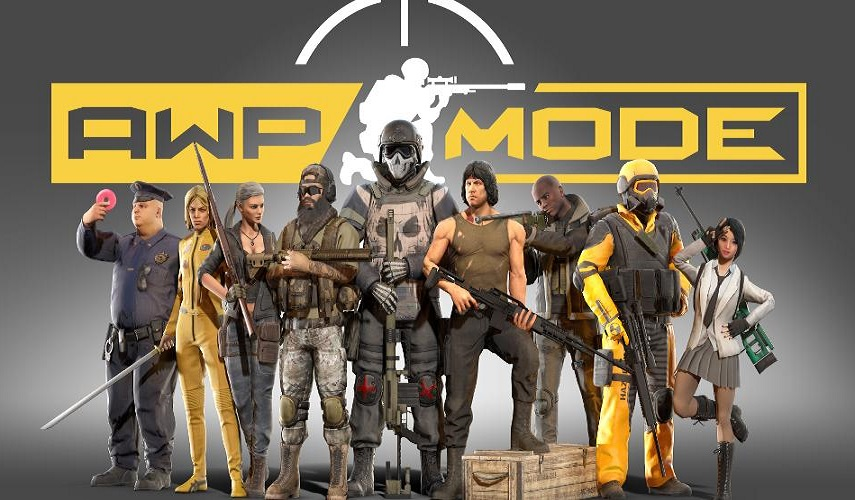 AWP Mode ist eines der besten und beliebtesten Sniper-Handyspiele