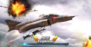 Ace Fighter Cheats – unendlich Gold bekommen