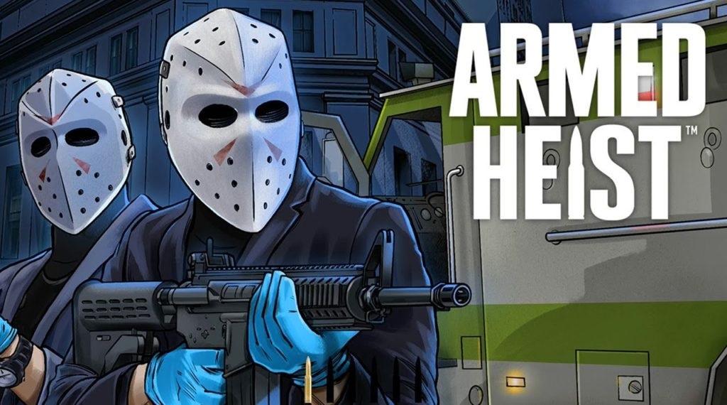 Neue Handyspiel - Armed Heist ist für Android und iOS verfügbar