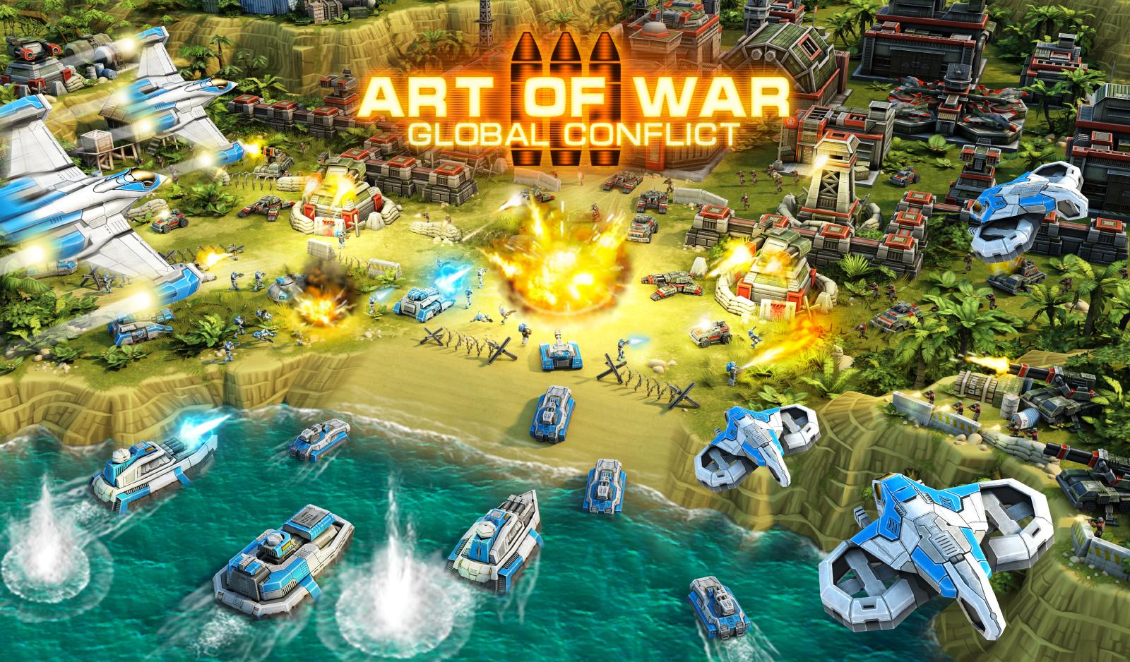 Art of War 3 - Logo