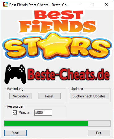 Best Fiends Stars Cheats - Münzen