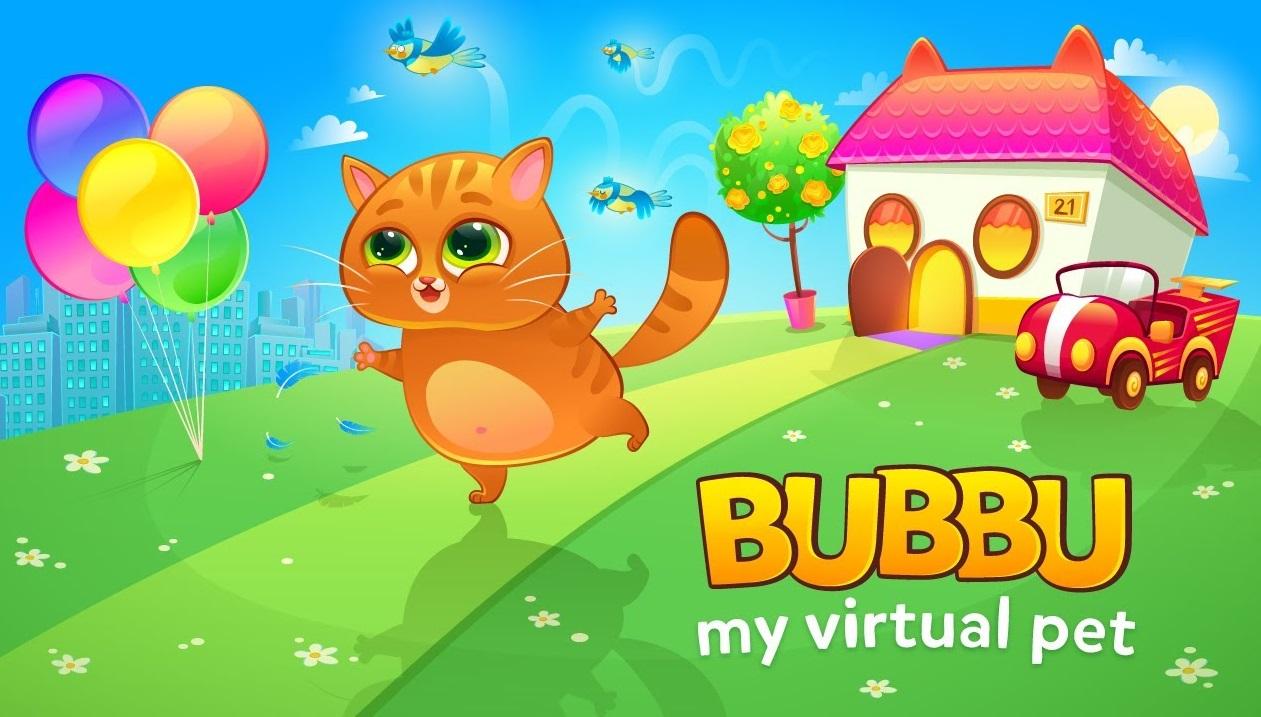 Bubbu My Virtual Pet - Handyspiel