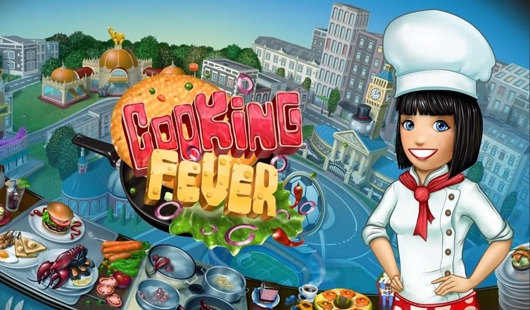 Cooking Fever - Handyspiel Deutsch