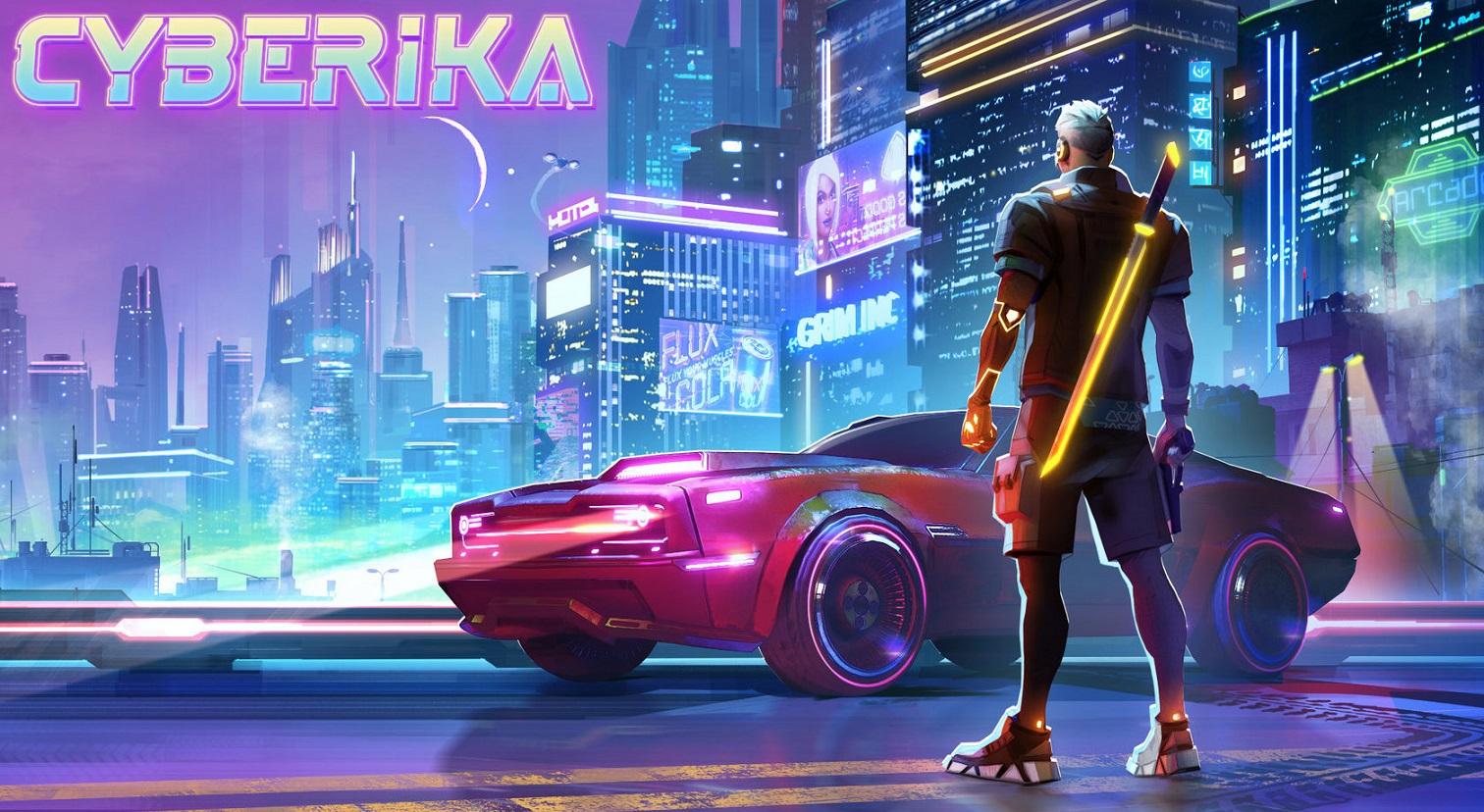 Cyberika ist ein Handyspiel voller Action und Abenteuer