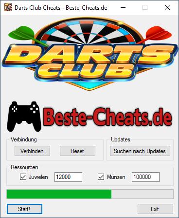 Darts Club Cheats - wie man Juwelen und Münzen bekommt