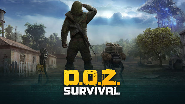 Dawn of Zombies Survival Logo