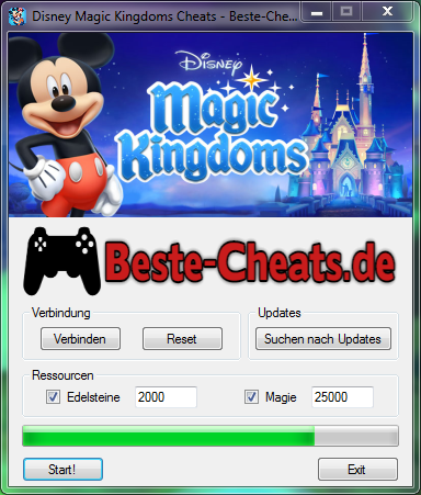 Disney Magic Kingdoms Cheats Edelsteine Und Magie Die Besten