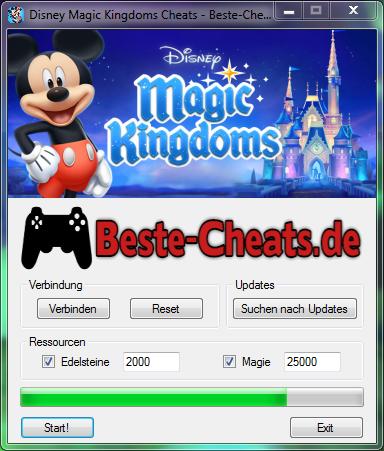 Disney Magic Kingdoms Cheats Edelsteine Und Magie Die Besten