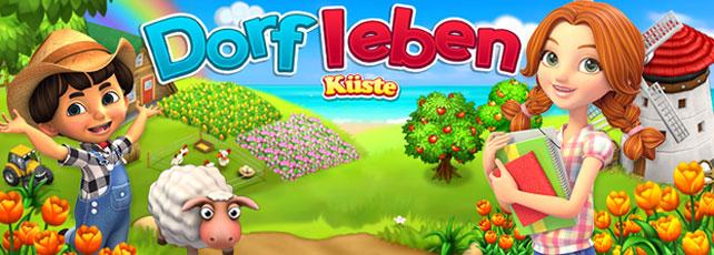 Dorfleben KГјste Spielen