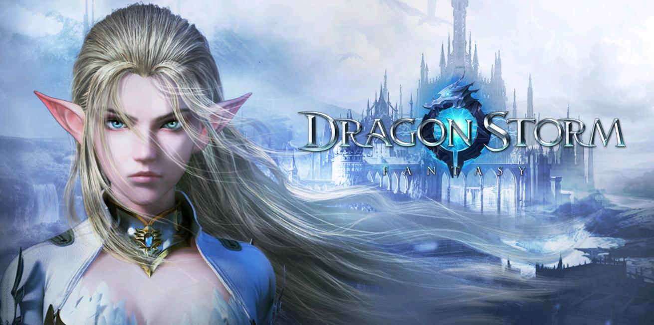 Übernimm die Kontrolle über einen Drachen im Spiel Dragon Storm Fantasy.