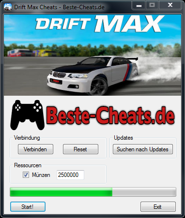 drift max münzen cheats