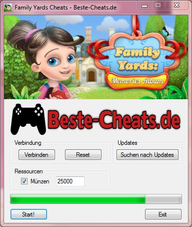 family yards cheats deutsch