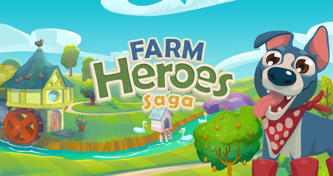Farm Heroes Saga - Deutsch Tipps und Cheats