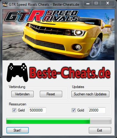 gtr speed rivals cheats