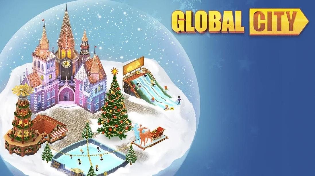 Global City: Aufbau Spiel