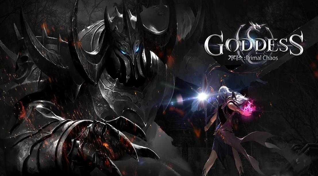 Logo des Handyspiels Goddess Primal Chaos