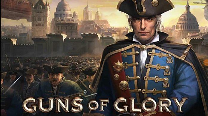 Guns of Glory - mobiles Strategiespiel
