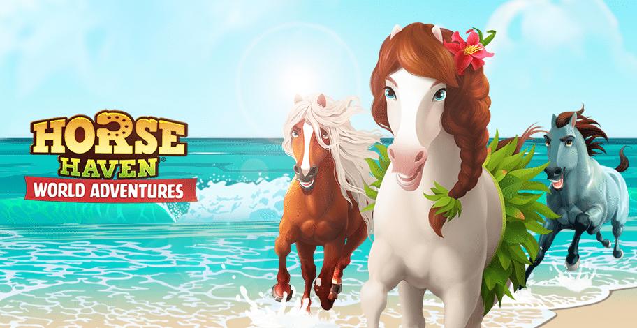 Horse Haven World Adventures - Handyspiel