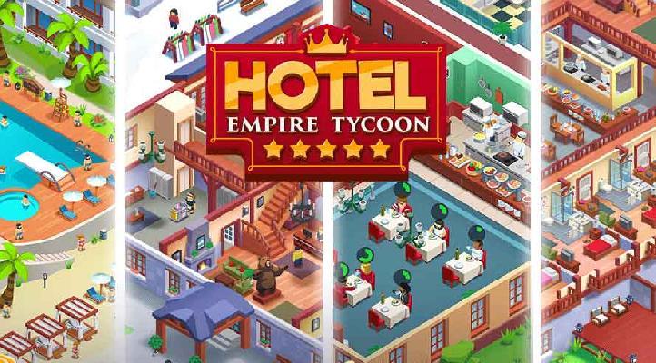 Hotel Empire Tycoon - Spiel Logo