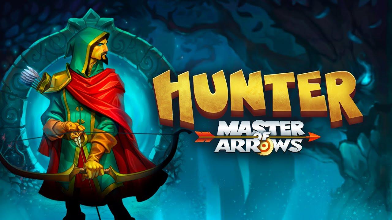 hunter master of arrows logo