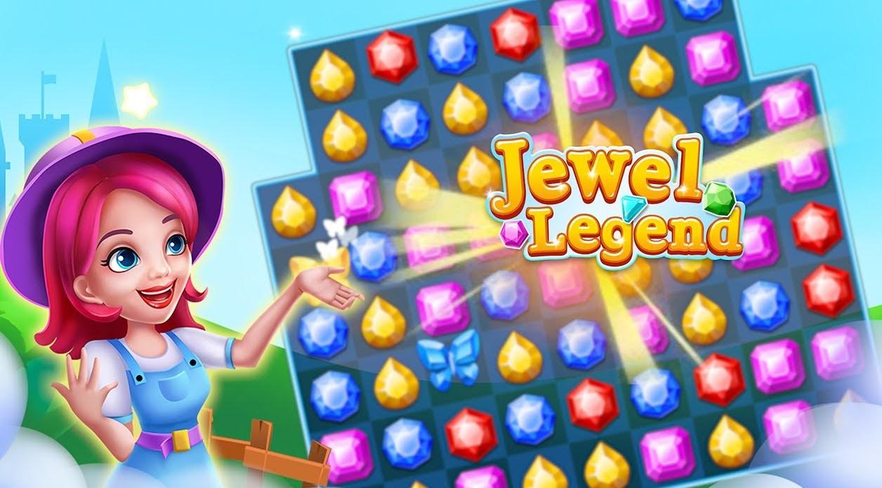 Erfahren Sie mehr Tipps und Tricks für das Spiel Jewel Legend