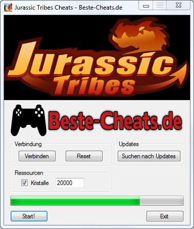jurassic tribes cheats