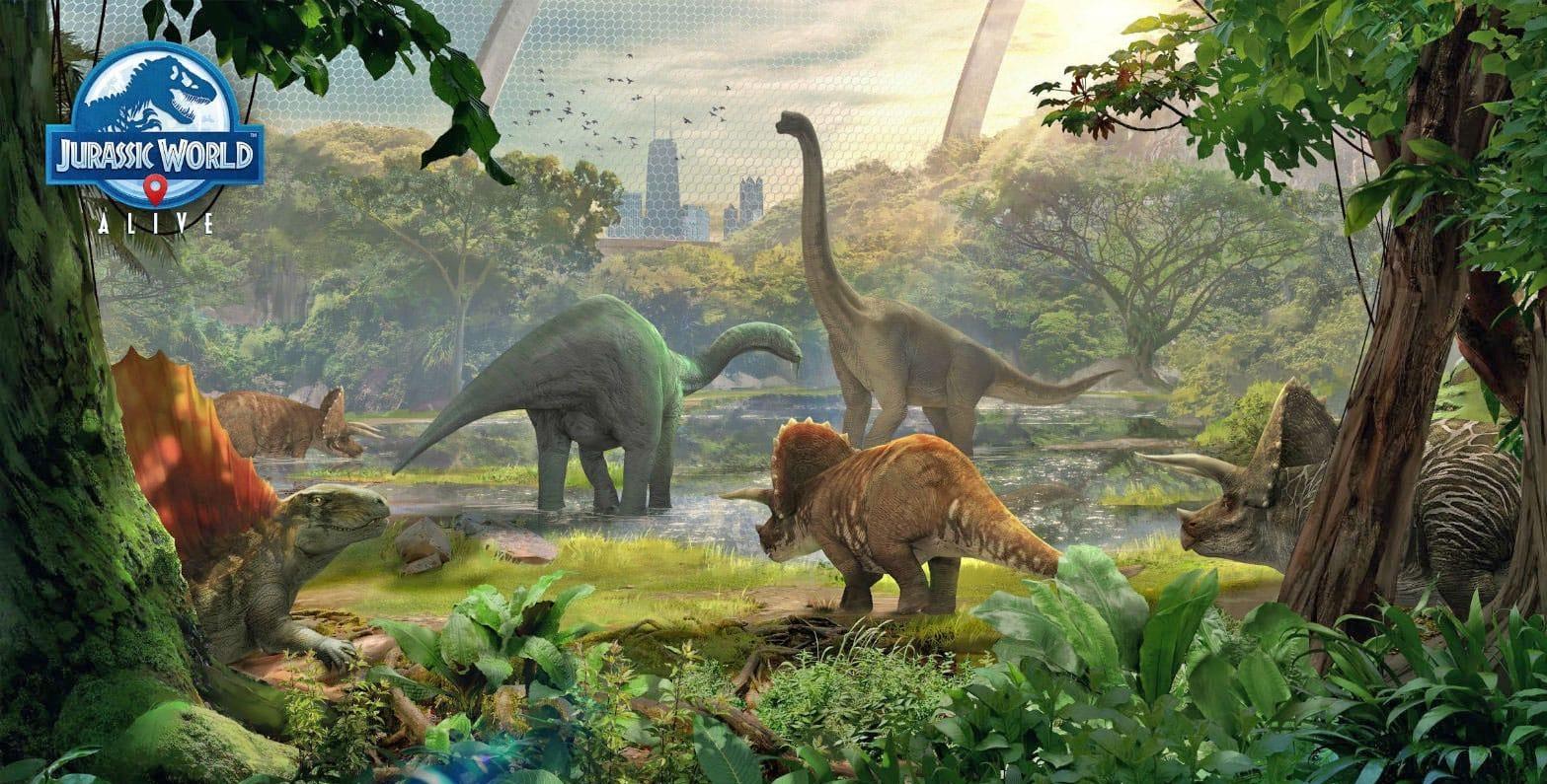 Die besten Tipps und Cheats für Jurassic World Alive