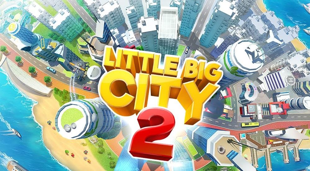 Little Big City 2 - Spielelogo