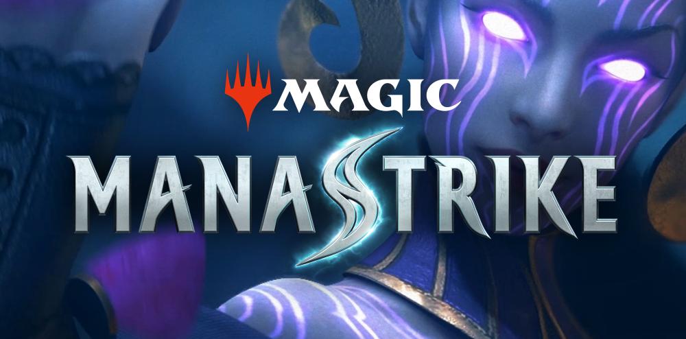 Magic ManaStrike Logo