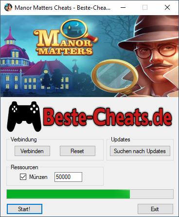 Manor Matters Cheats - unendlich Münzen