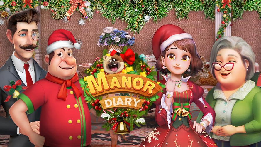Manor Diary - Gelegenheitsspiele Deutsch