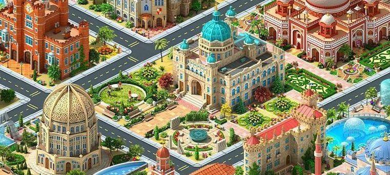 Megapolis ist eines der besten Städtebausimulationen