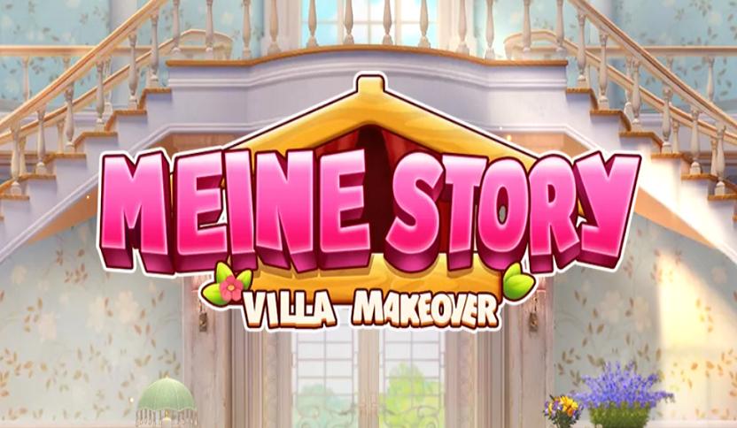 Meine Story Villa Makeover - Android und iOS Handyspiel
