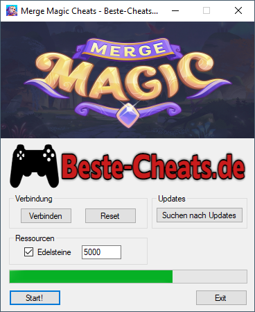 merge magic cheats - edelsteine