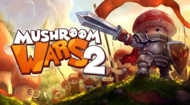 Mushroom Wars 2 - TD Krieg Spiele und RTS-Strategie