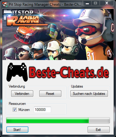 pit stop racing manager cheats