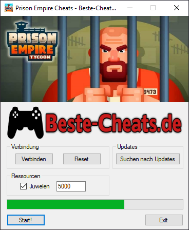 Prison Empire Cheats - Juwelen