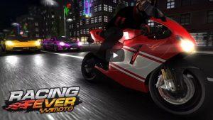 Racing Fever: Moto – Tickets und Münzen
