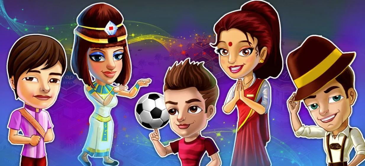 Resort Tycoon - ein neues cooles Handyspiel