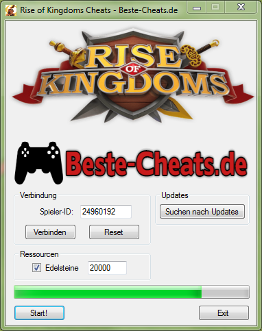rise of kingdoms cheats edelsteine