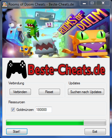 Rooms of Doom Cheats - Unendlich Goldmünzen