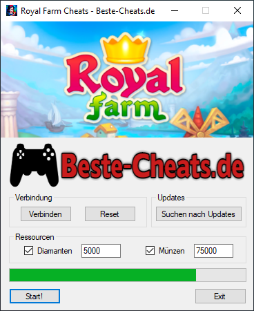 Royal Farm Cheats - Diamanten und Münzen