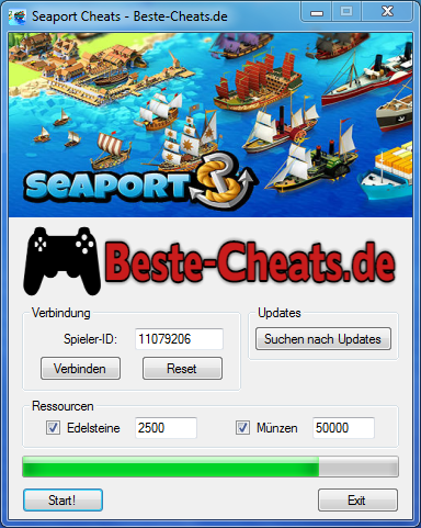 seaport cheats
