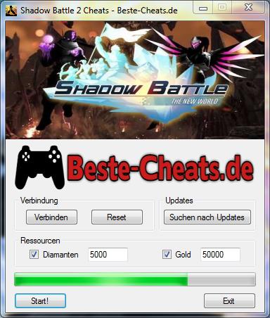 shadow battle 2 cheats