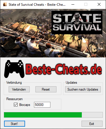 state of survival cheats - biocaps