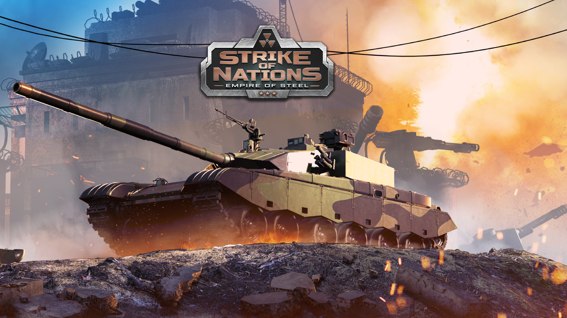 strike of nations - spiel