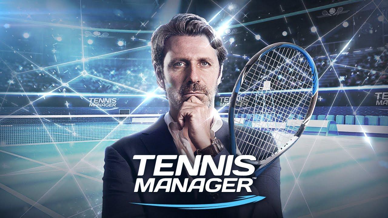 Tennis Manager 2020 Logo