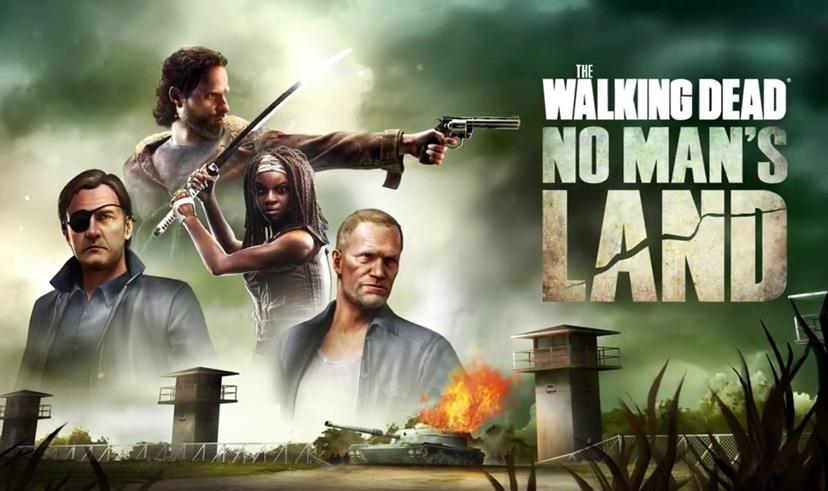 The Walking Dead No Man's Land - Mobiles Strategiespiel für Android und iOS