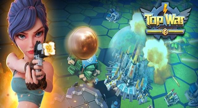 Top War Battle Game - Logo