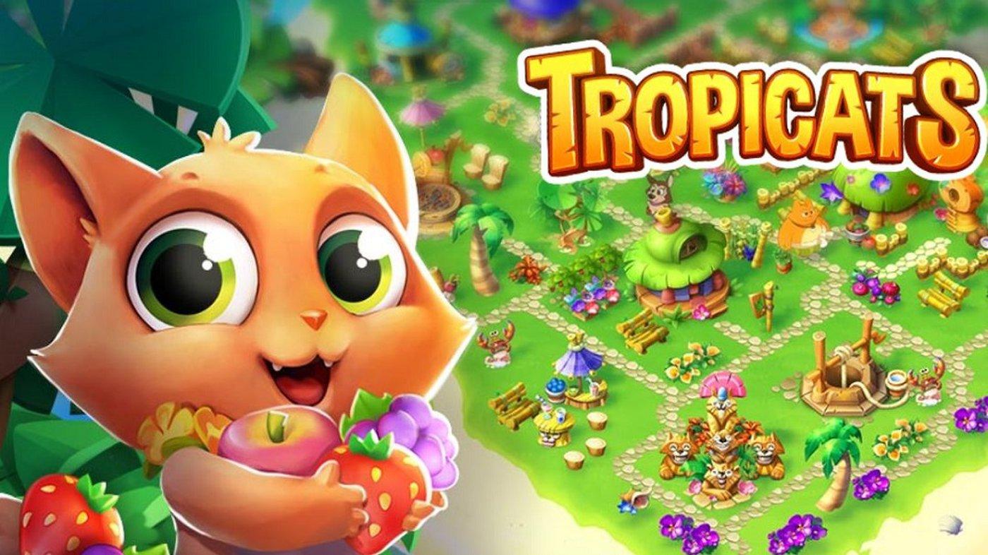 Tropicats - Spiel Tipps